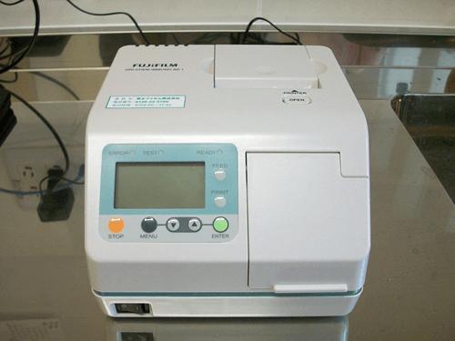 インフルエンザ検出機器